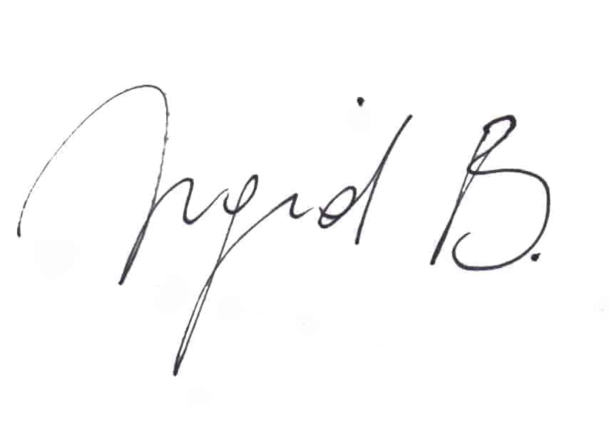 UnterschriftIngrid